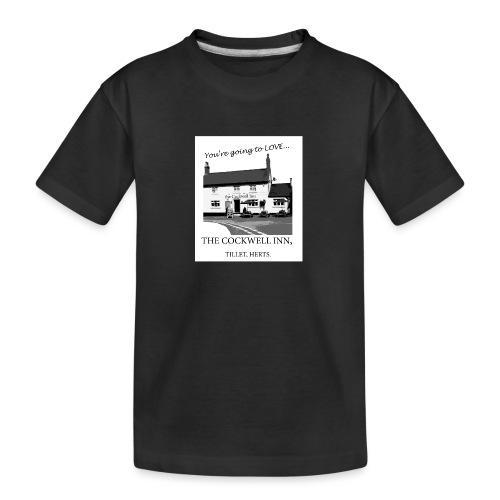 The Cockwell Inn - Teenager Premium Organic T-Shirt