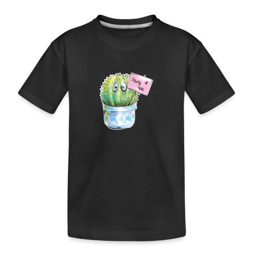 hug me - Teenager Premium Bio T-Shirt