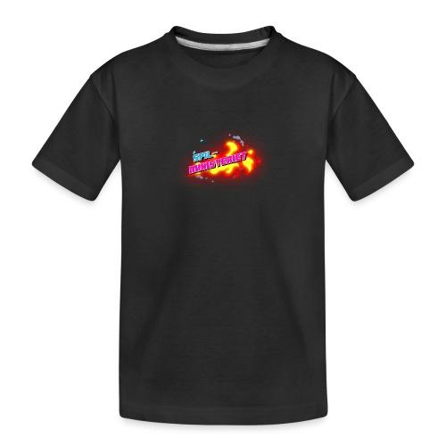 Spilministeriet - Teenager premium T-shirt økologisk