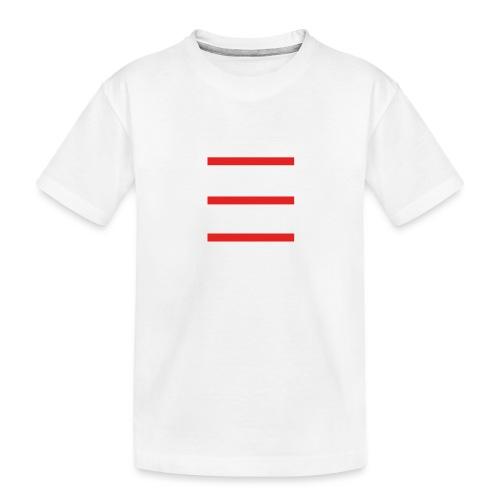 C'est arrivé près de chez vous ! - T-shirt bio Premium Ado