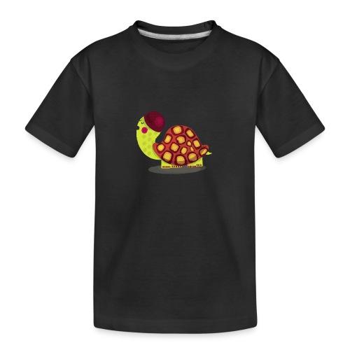 TORTUE - T-shirt bio Premium Ado