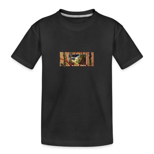 Deep Mint Insight Men's T- Shirt - Teenager Premium Organic T-Shirt