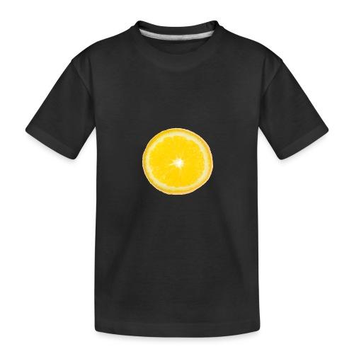 Orange - Teenager Premium Bio T-Shirt