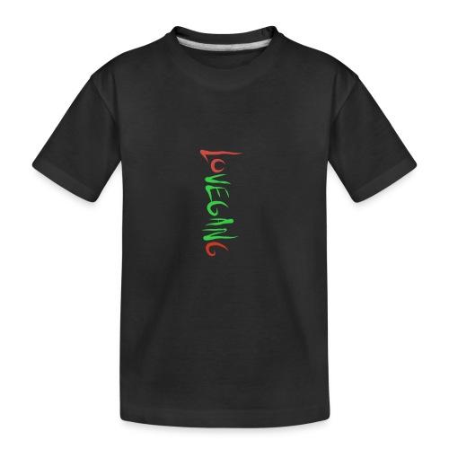 Lovegang - Teinien premium luomu-t-paita