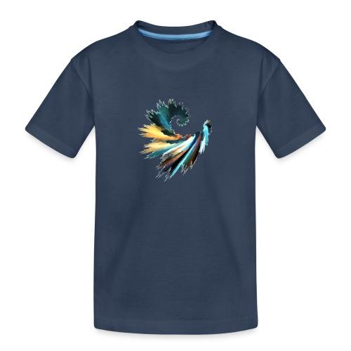 Fractal - T-shirt bio Premium Ado
