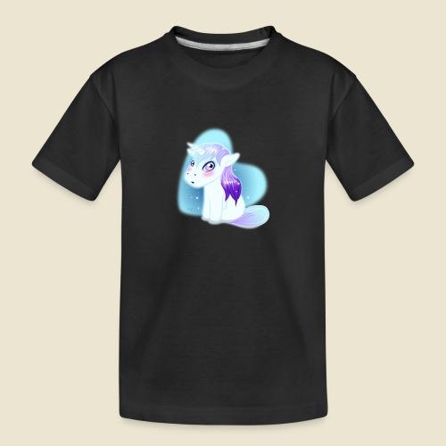 Licorne n°2 - T-shirt bio Premium Ado