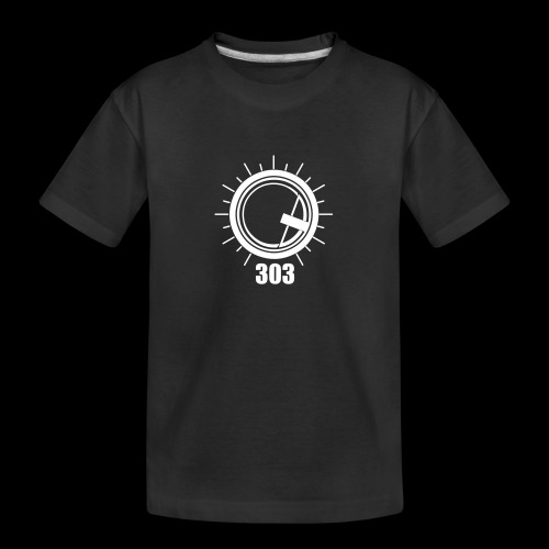 Push the 303 - Teenager Premium Organic T-Shirt