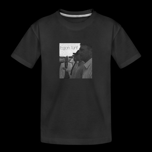 Egon1 - Ekologisk premium-T-shirt tonåring