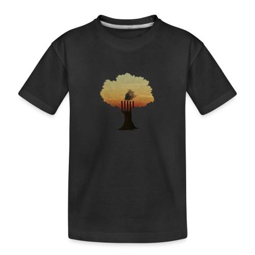 INDUSTREE - Ekologisk premium-T-shirt tonåring