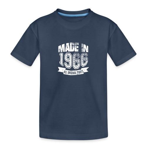 Made in 1966 - Camiseta orgánica premium adolescente