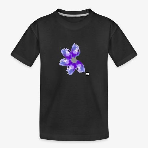 L'indaco e le sue mille sfumature - Maglietta ecologica premium per ragazzi