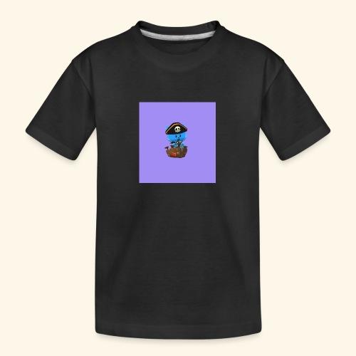 HCP custo 1 - Teenager Premium Organic T-Shirt