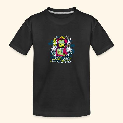 Game Machine - Teenager Premium Bio T-Shirt