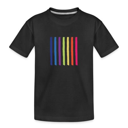 kwestia - Ekologiczna koszulka młodzieżowa Premium
