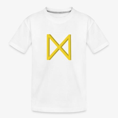 Rune Dagaz? Verdrehung von Extinction Rebellion? - Teenager Premium Bio T-Shirt