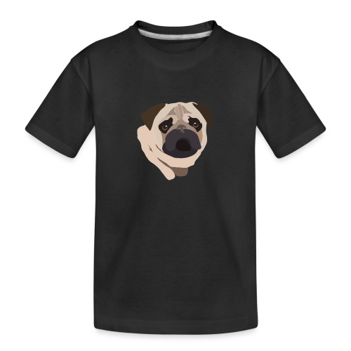 Pug Life - Teenager Premium Organic T-Shirt