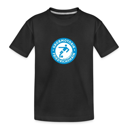 Gromotorik Friedrichshain - Teenager Premium Bio T-Shirt