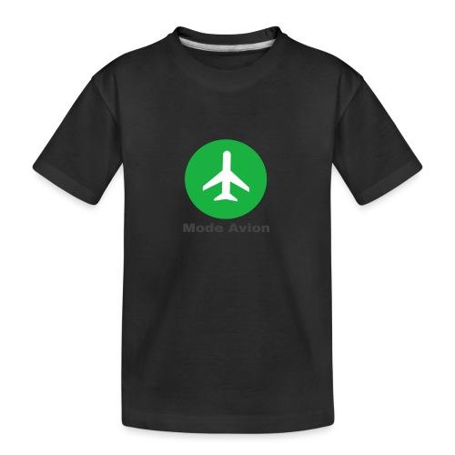 Mode Avion - T-shirt bio Premium Ado