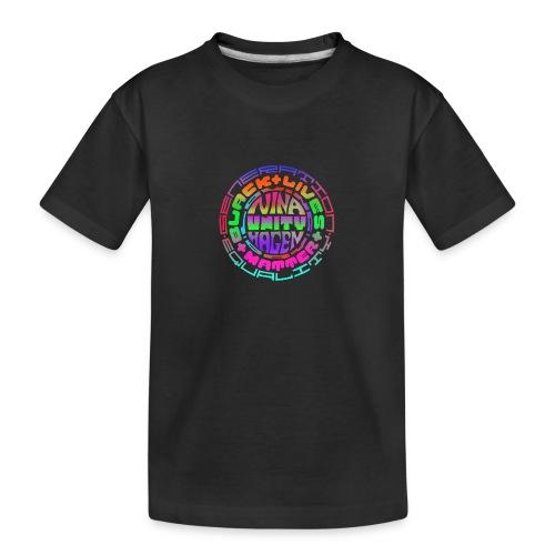 Nina Hagen - Unity - Teenager Premium Bio T-Shirt