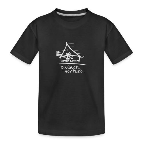 PV Active 2015 - Teenager Premium Organic T-Shirt