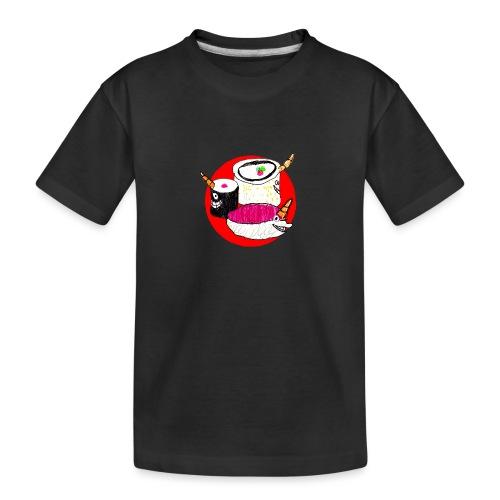 Unicorn Sushi - Teenager Premium Organic T-Shirt