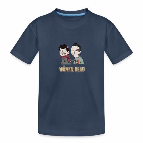 The Wankil Dead - T-shirt bio Premium Ado