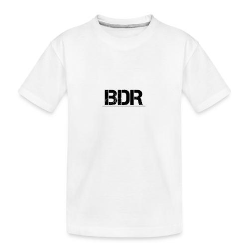3000x3000BDR jpg - Teenager premium biologisch T-shirt