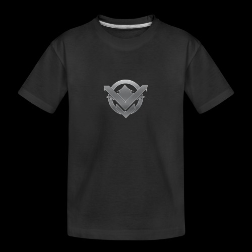 SVN Arts logo - Teenager premium biologisch T-shirt
