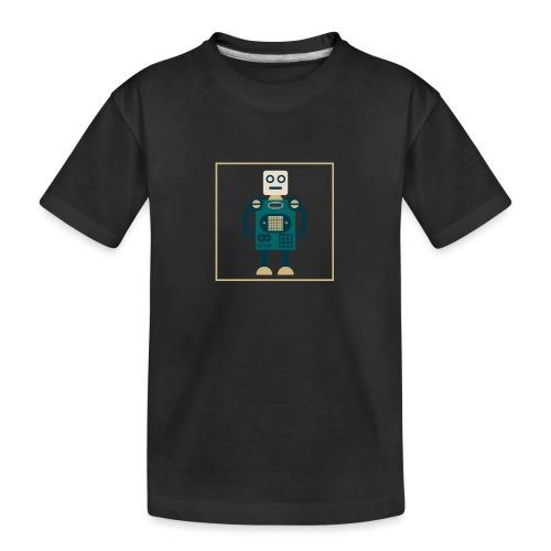 gROBOT One - Maglietta ecologica premium per ragazzi