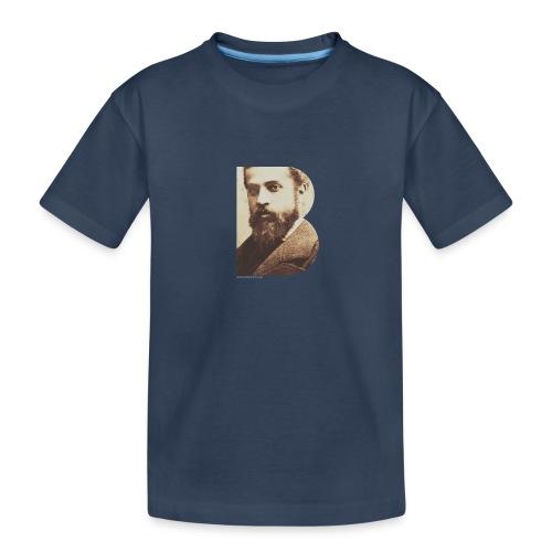 BT_GAUDI_ILLUSTRATOR - Teenager Premium Organic T-Shirt