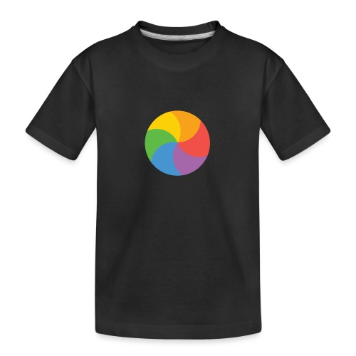 BeachBal - Teenager premium biologisch T-shirt