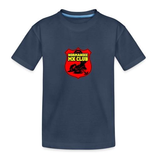 Casquette Normandie MX Club - T-shirt bio Premium Ado