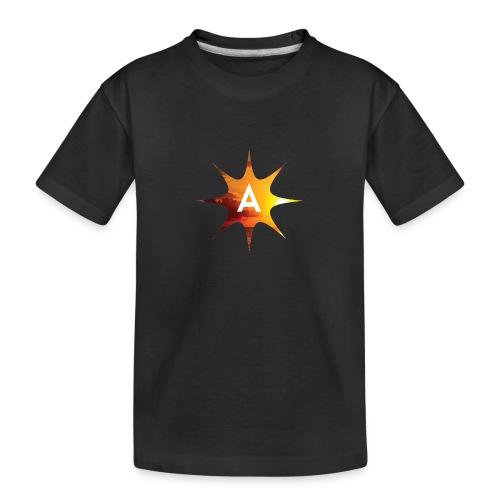 Sunshine Hoodie White - Ekologiczna koszulka młodzieżowa Premium