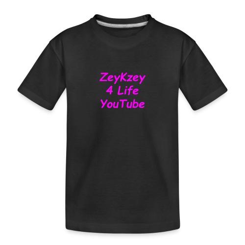 Baby kit - Ekologisk premium-T-shirt tonåring