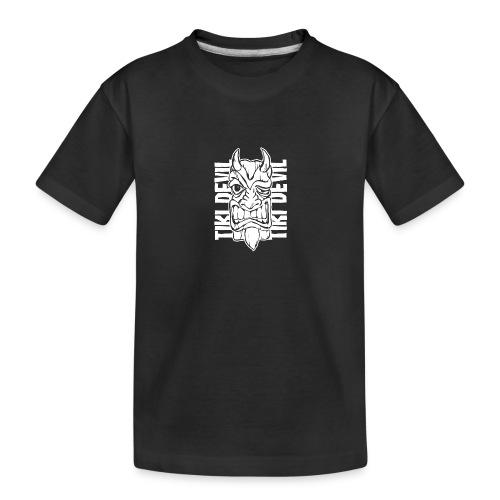 tiki devil - Teenager Premium Bio T-Shirt