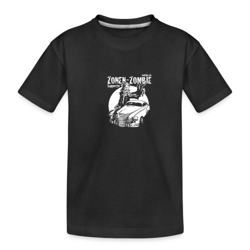 Zonen Zombie Supporter Shirt - Teenager Premium Bio T-Shirt