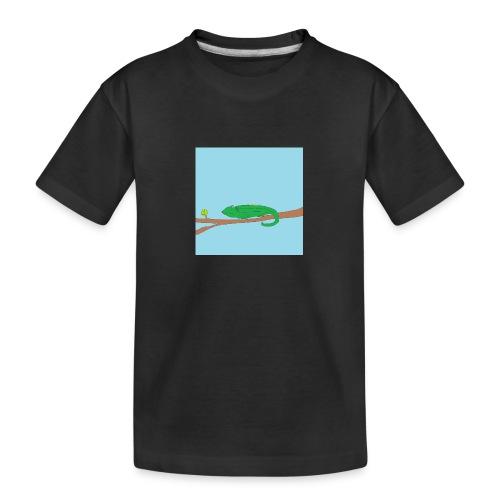 Kameleron - Teenager premium biologisch T-shirt