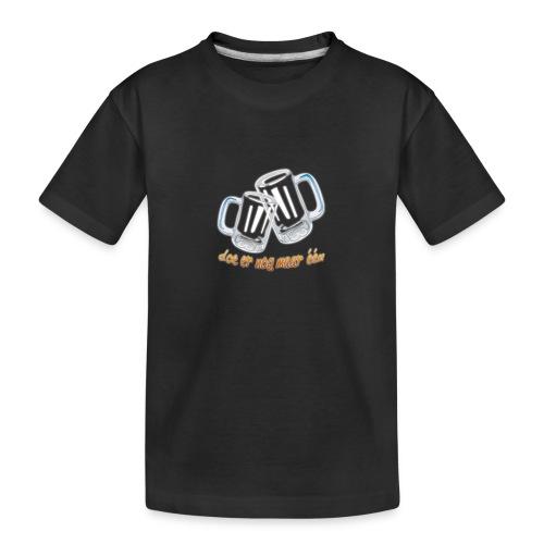 Doe er nog maar een Shirt png - Teenager premium biologisch T-shirt