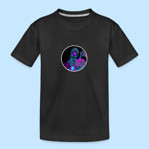 Neon Genji - Teenager Premium Organic T-Shirt