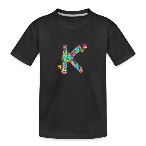 K - Teenager premium biologisch T-shirt