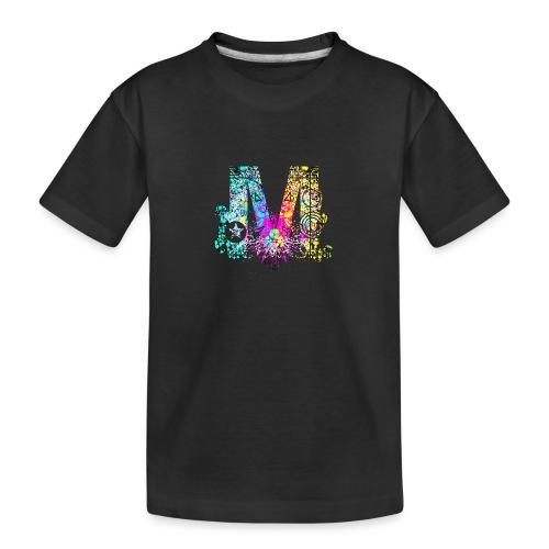 M - Teenager premium biologisch T-shirt