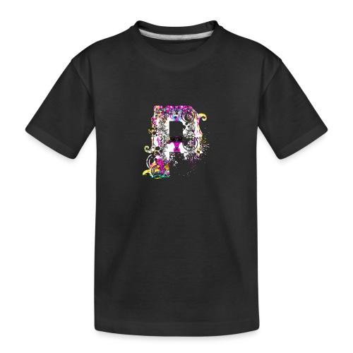 P - Teenager premium biologisch T-shirt