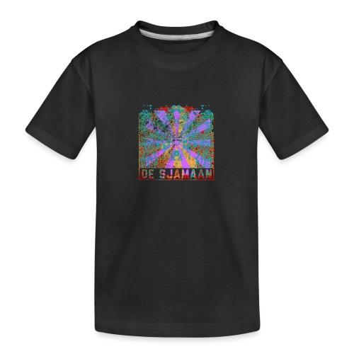C-001 - Teenager premium biologisch T-shirt