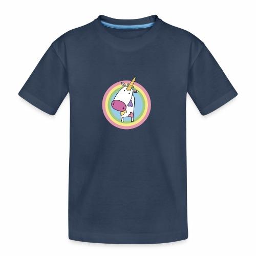 MilkCorn - T-shirt bio Premium Ado