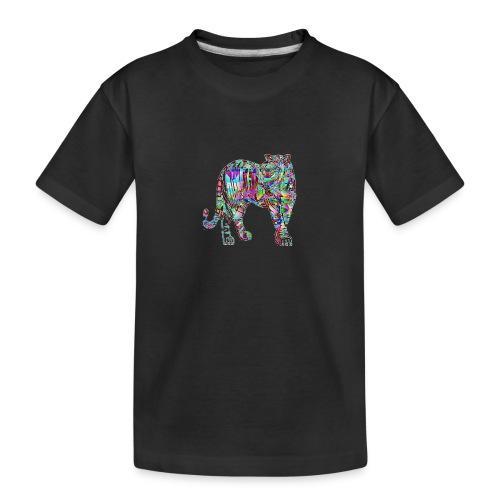 Tigre - T-shirt bio Premium Ado