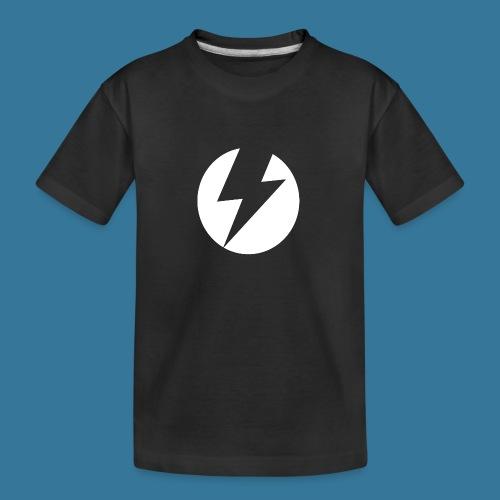 BlueSparks - White - Teenager Premium Organic T-Shirt