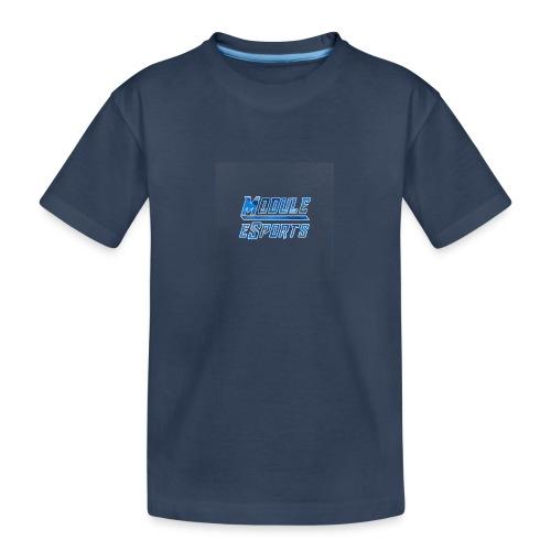 Module Text Logo - Teenager Premium Organic T-Shirt