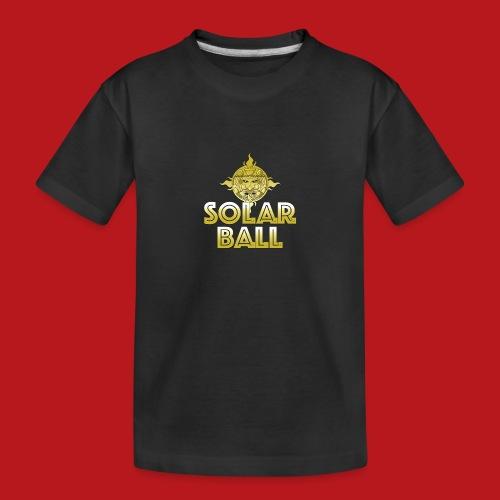 Solar Ball - T-shirt bio Premium Ado