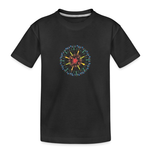 Attention - Teenager Premium Organic T-Shirt