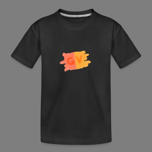 GekkeVincent - Teenager premium biologisch T-shirt